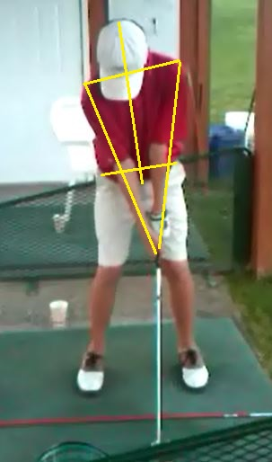 Frame the Body for a More Efficient Golf Swing : Rogers Golf